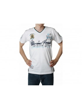 G.NORWAY Man T-shirt - julio_men_ss_assort_a_white