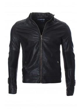 Jacket Biker 31033 schwarz