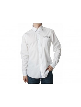 REPLAY MAN LONG -SLEEVED SHIRT CATEGORY: DRESS SHIRTS COLOR(S):