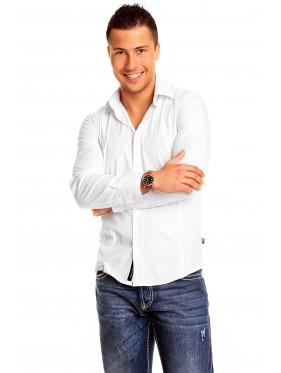 Shirt Slim Fit 81188 white 8 pcs