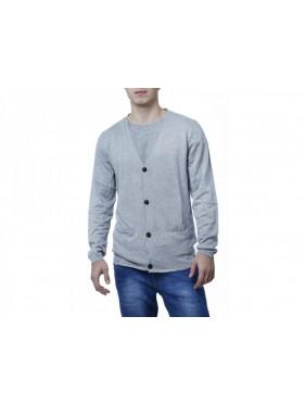 Ζακέτα JACK & JONES Men Vest _grey